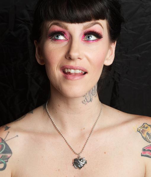 G4 CH Mom Tattoo Model